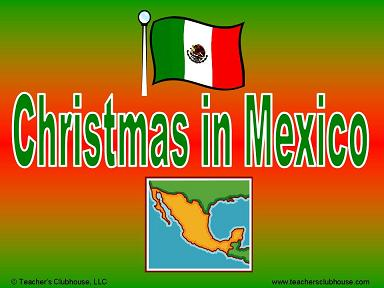 Soccer in america: Christmas in Mexico