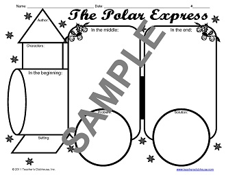 Polar Express Passport