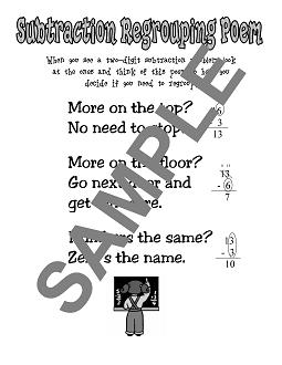 math worksheet : math resources from teacher s clubhouse : Poem Math Addition Subtraction Multiplication Division