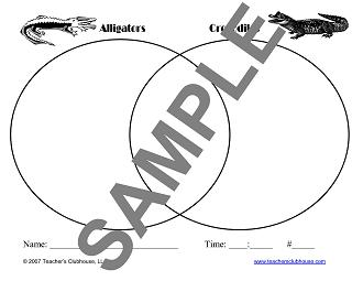 venn diagram on alligator crocodiles soralbivi26 39 s soup : alligator diagram - findchart.co